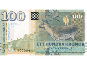 100 Kronor 2018 Aland Islands (kat.č.107)