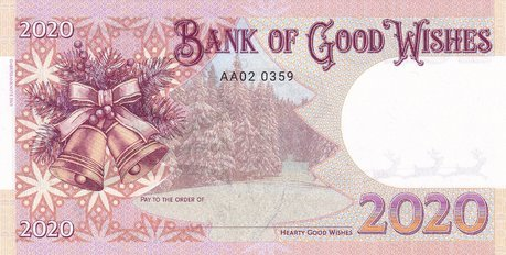 PF 2020 Bank of Good Wishes